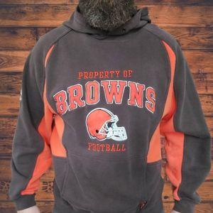 🔥VTG Cleveland Browns NFL Hoodie🔥